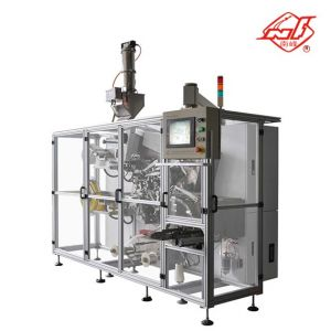 Model DXDC10 Double chamber tea bag packing machine